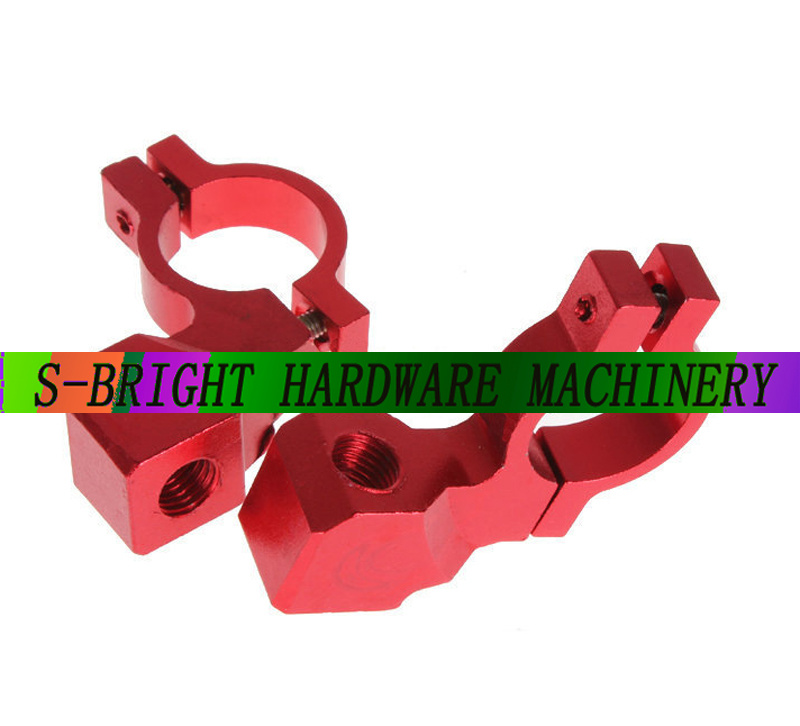 CNC Machining Custom Aluminum Parts pictures & photos