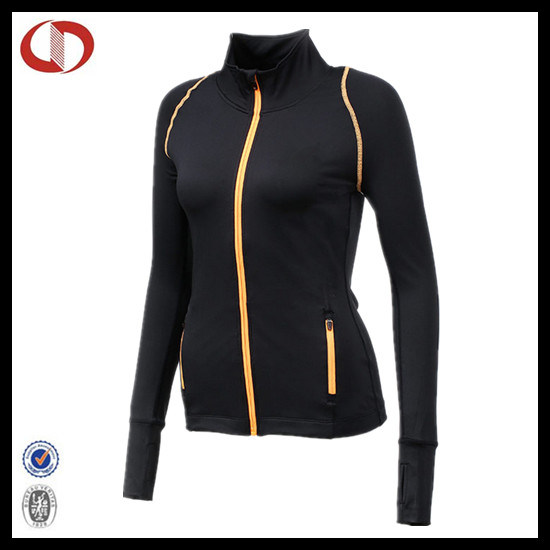 Wholesale Custom Womens UV Protect Running Jacket