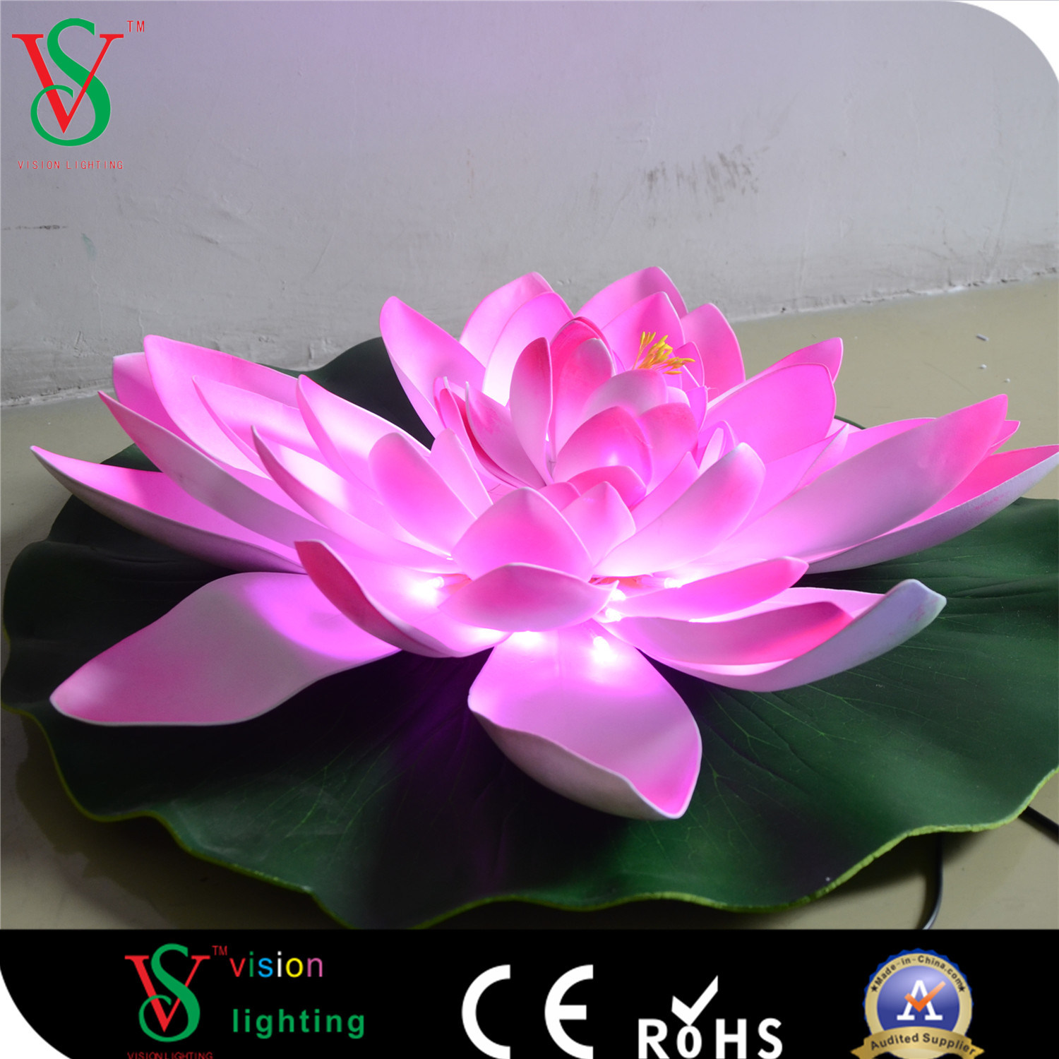 China wholesale led pu material lotus light for outdoor decoration china wholesale led pu material lotus light for outdoor decoration china holiday light artificial flower light izmirmasajfo