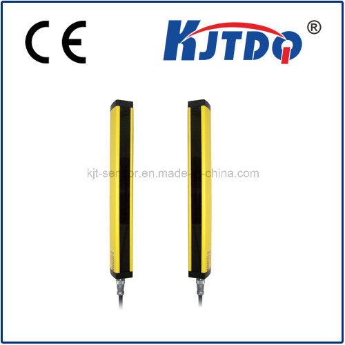 [Hot Item] Transmitter Detection Barrier Beam Sensor Safety Light Curtain  0-15m Scanning Range Infrared Beam