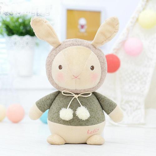 Lovely Bunny Soft Plush Toys Rabbit Stuffed Animal Baby Kids Gift Animals Doll L