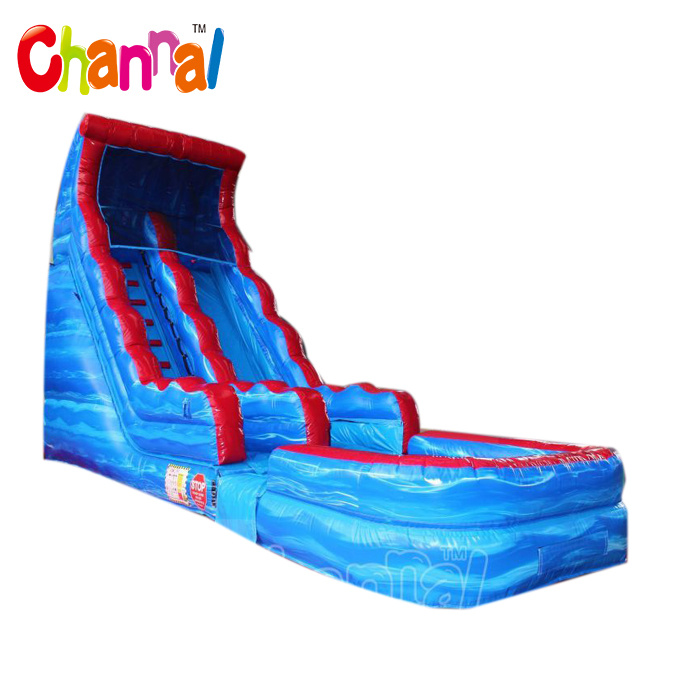 [Hot Item] Giant Inflatable Water Slide for Adults Commercial Inflatable  Slide