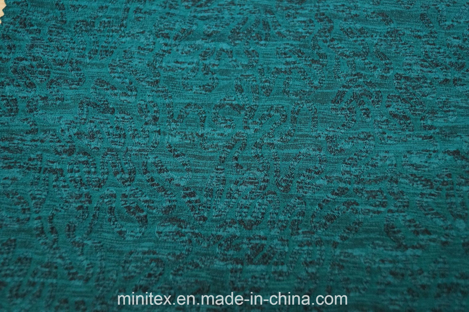 59832b47dea China Lmn979 Nylon Polyester Spandex Blended Yarn Dyed Jacquard Bubble  Seersucker Crinkle Weft Knitted Elastic Stretch Fabric - China Fabric,  Jacquard
