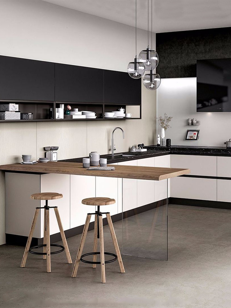 [Hot Item] New Modern Apartment Design Kitchen Cabinet for Small Kitchen  Design