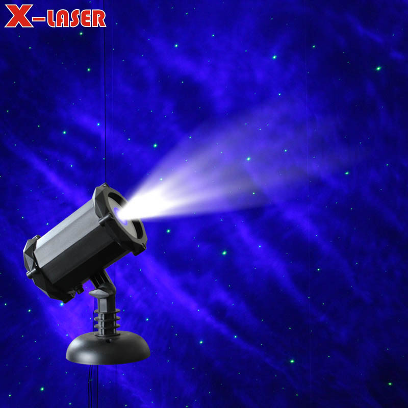 China Automatically Moving Starry Sky Laser Projector Sleep Soothing