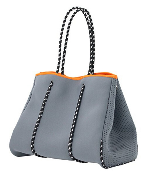 80f64a46720 China Outer Multipurpose Neoprene Womens Tote Bag/Beach Bag/Gym Bag - China  Shopping Bag, Non-Woven Bag