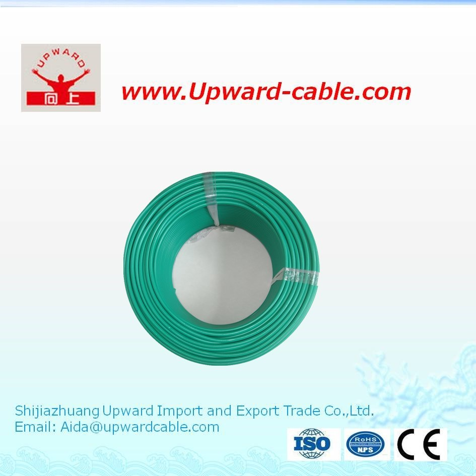 China Good Quantity PVC Insulation Copper Electrical Wire Cable ...