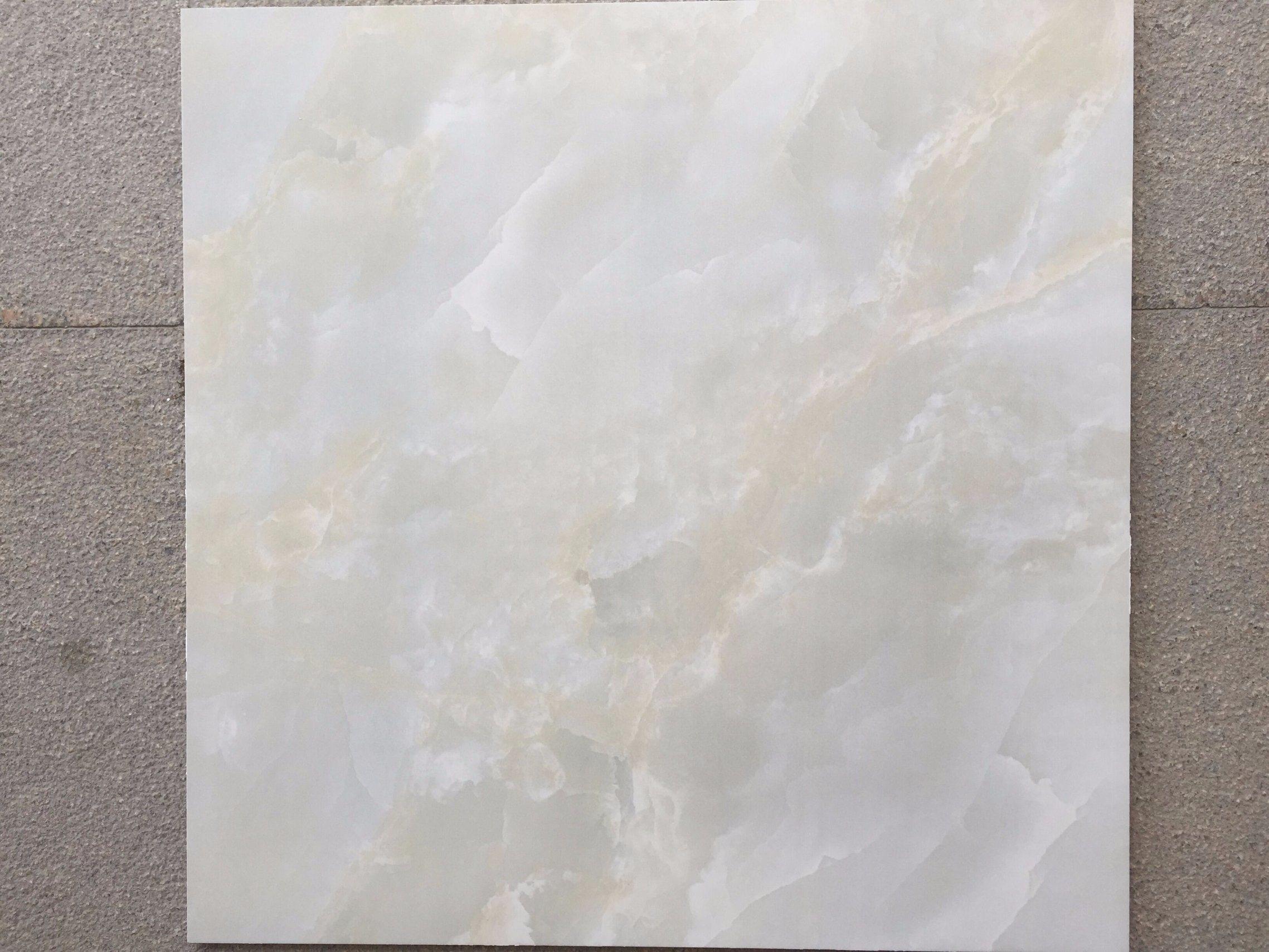 China 600x600mm Grade Aaa Full Polished Glazed Porcelain Floor Tile
