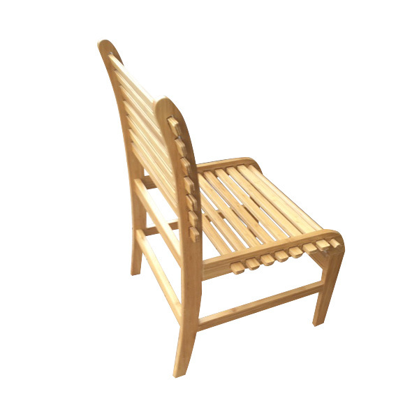 Bamboo Elastic Dining Chair / Leisure Chair for Bamboo Furniture