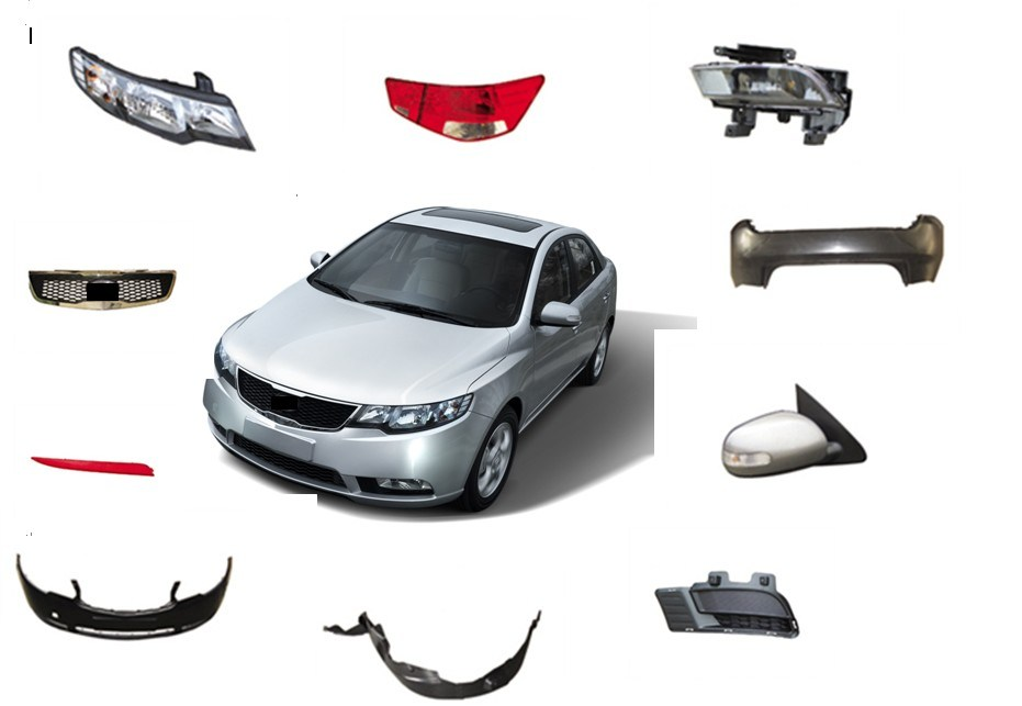 China Car Auto Lamp and Body Parts for KIA Cerato 09 - China Auto ...