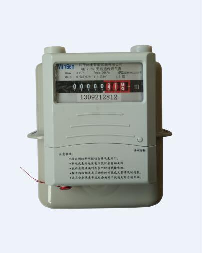 Gk2.5/4 Wireless Remote Gas Meter, AMR, GPRS, Lora Tech7
