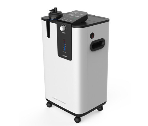 High Quality 3L Oxygen Concentrator with Pulse Oxumeter