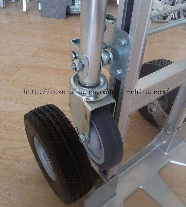 Load Capacity up to 350 Kgs Aluminum Convertible Hand Trolley pictures & photos
