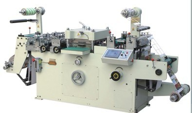Automatic Adhesive Label Die Cutter