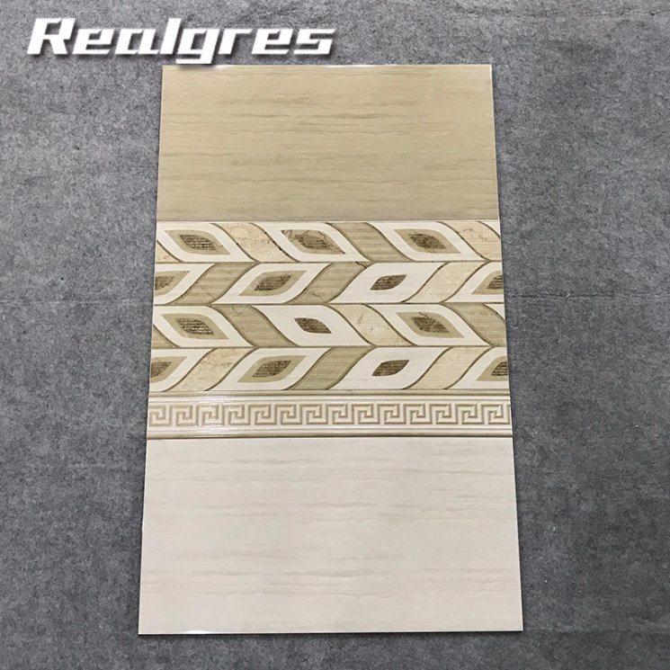 China New Design 150x600mm Glazed Ceramic Tile Flooring Prices