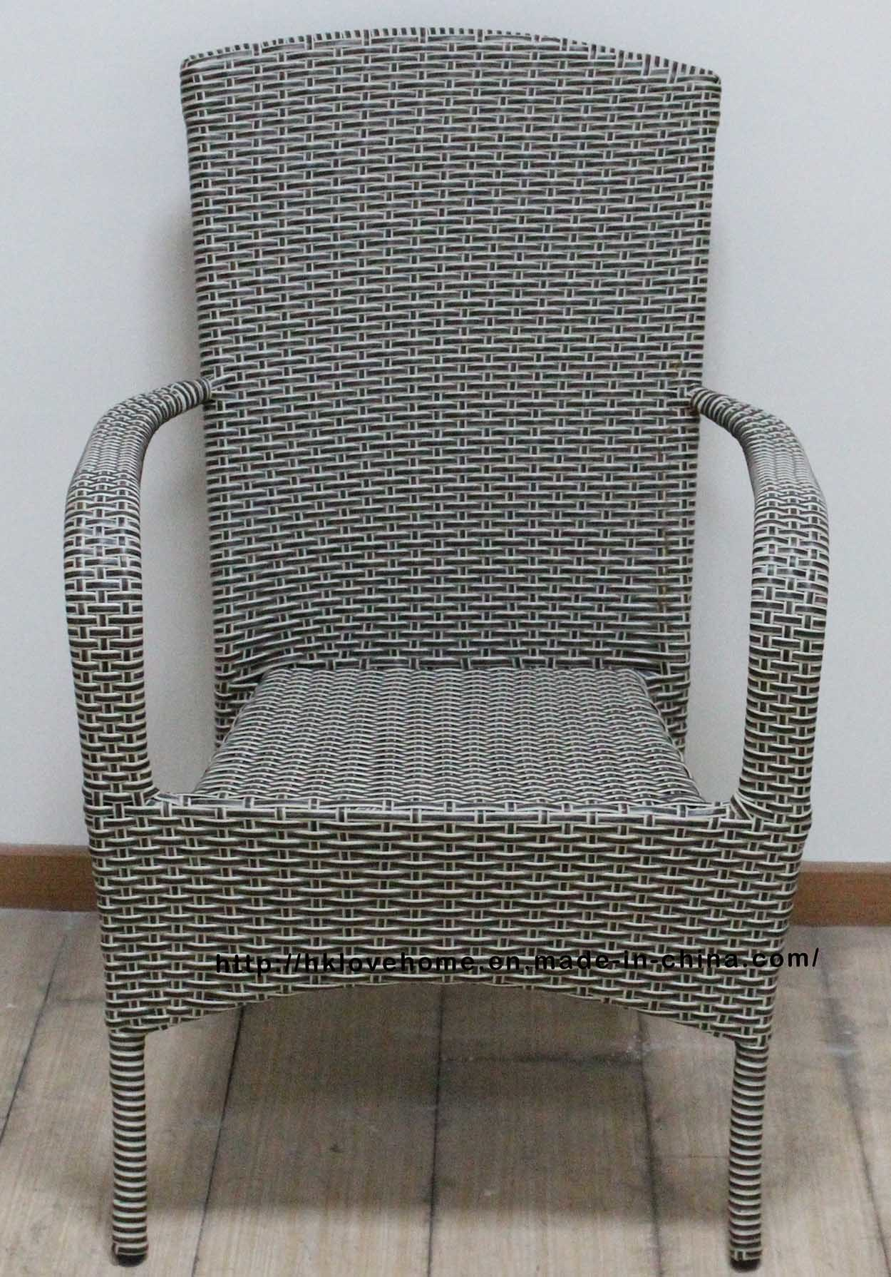 Fine Hot Item Metal Rattan Leisure Dining Restaurant Furniture Garden Lounge Chair Cjindustries Chair Design For Home Cjindustriesco