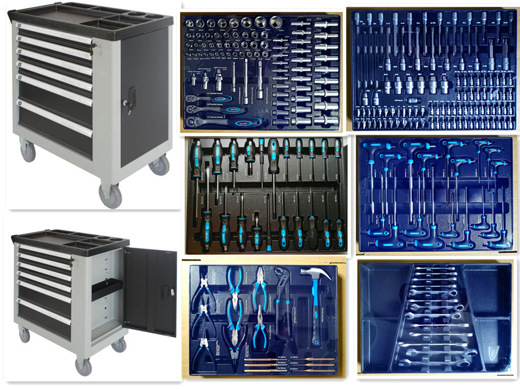 249PCS Professional Trolley Tool Set in EVA Packing (FY249A2) pictures & photos