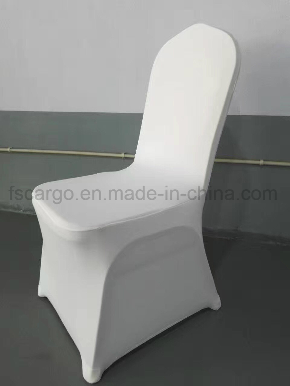 Awe Inspiring China White Color Hot Sell Lycra Chair Cover For Wedding Machost Co Dining Chair Design Ideas Machostcouk