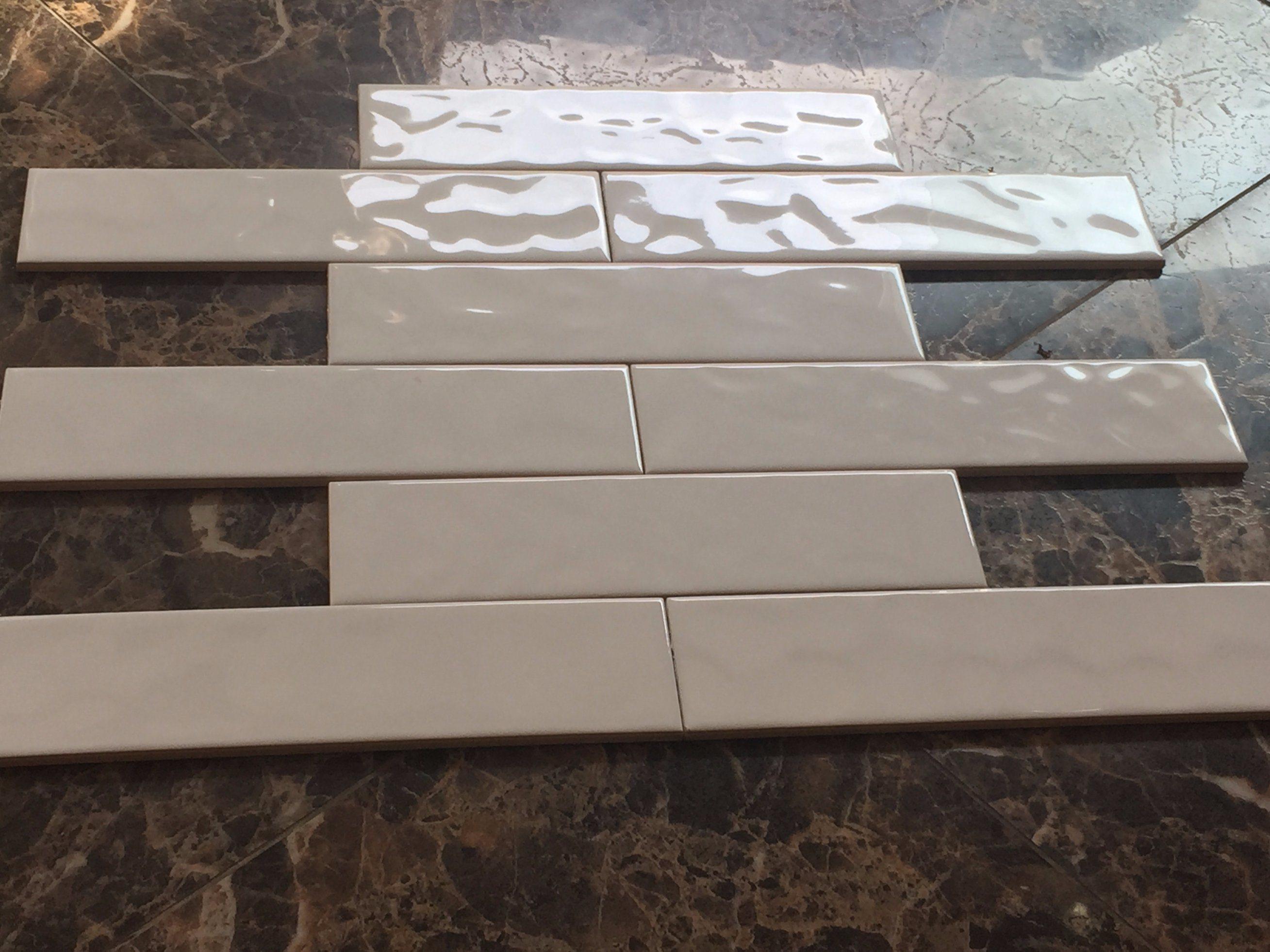 Wavy Bathroom Floor Tiles Image Of
