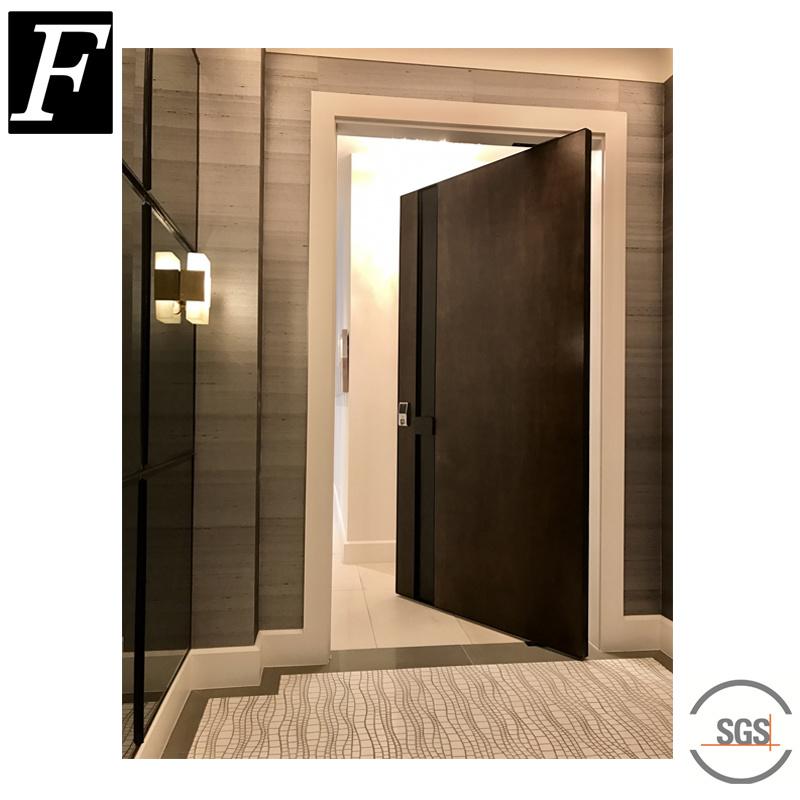 China Pivot Exterior Wood Door China Entry Doors Pivot Door