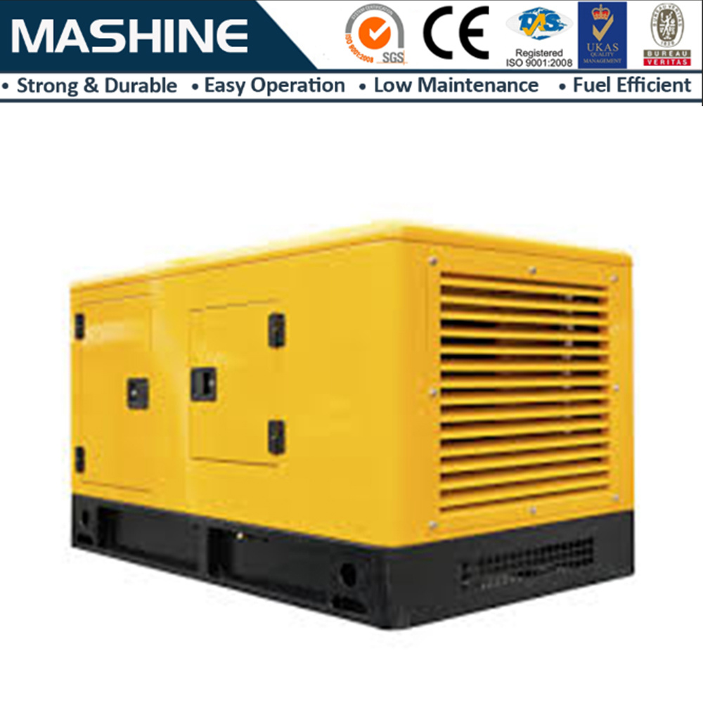 [Hot Item] 3 Phase 220V 20kVA Silent Diesel Generator for Sale