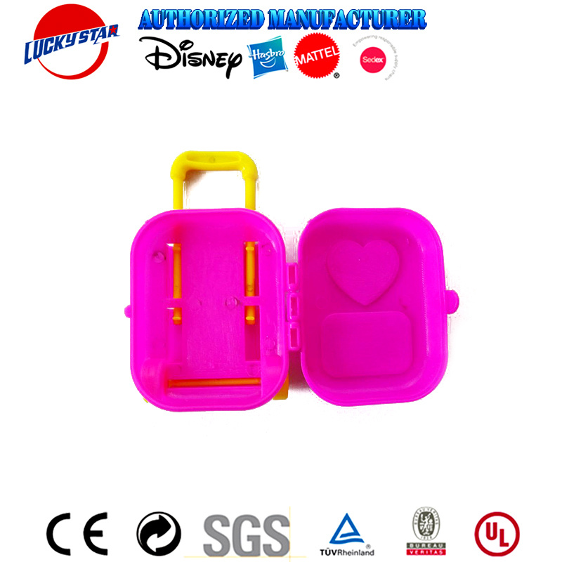 New Toy Plastic Handbag Set for Food Promotion Gift pictures & photos