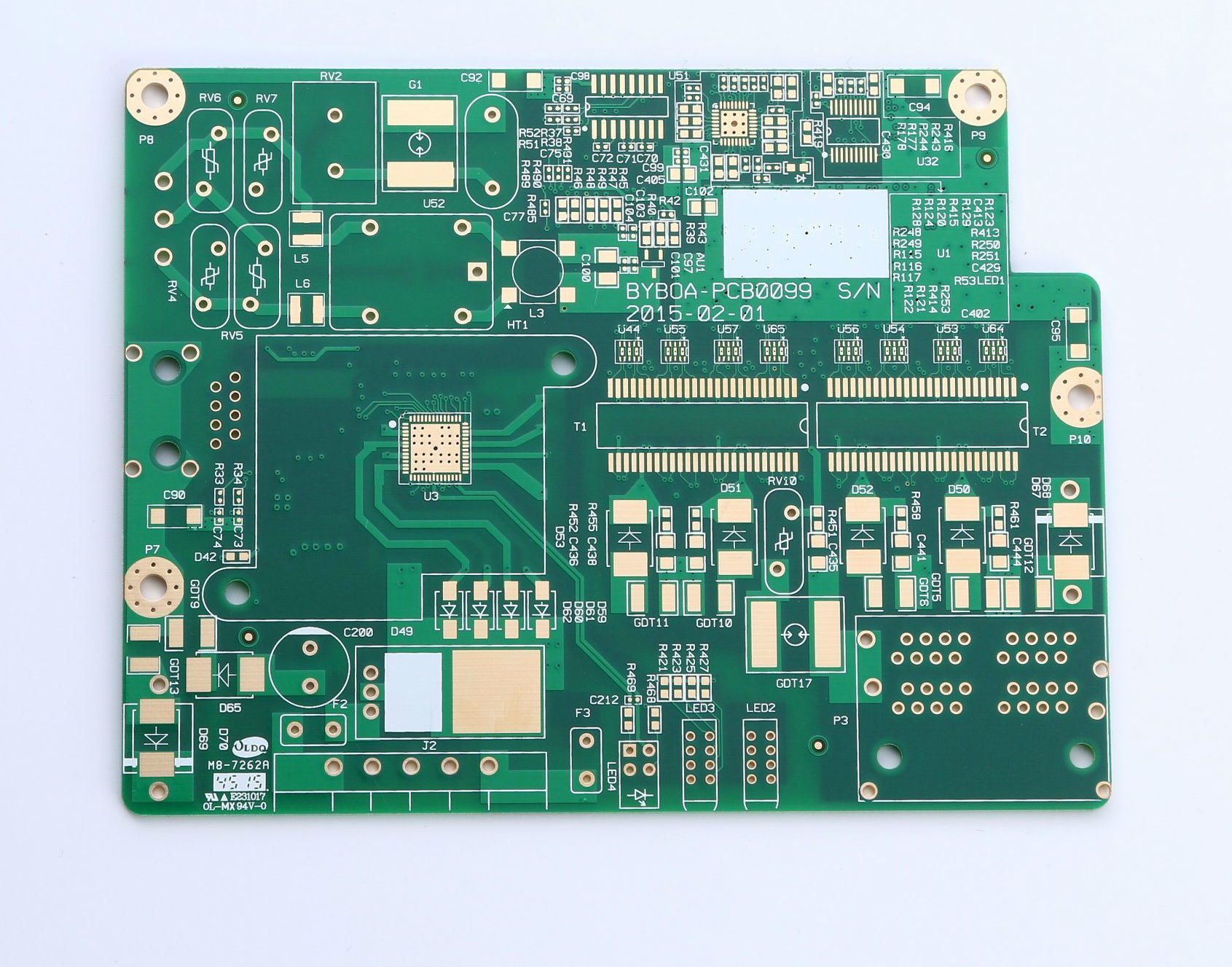 [Hot Item] 1-20 Layers Fr4 PCB Board HASL Enig Multilayer HDI PCB