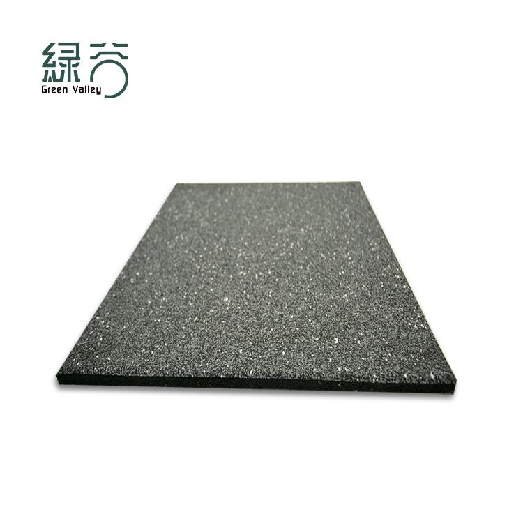 China Non Toxic Rubber Flooring Mat