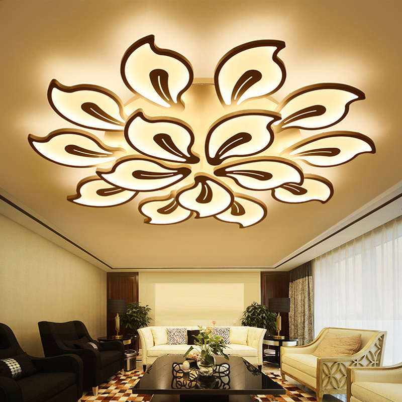 China Fancy Acrylic Ceiling Lights For Bedroom Living Room Ceiling Lamp Wh Ma 53 China Black Led Ceiling Light Led Ceiling Light