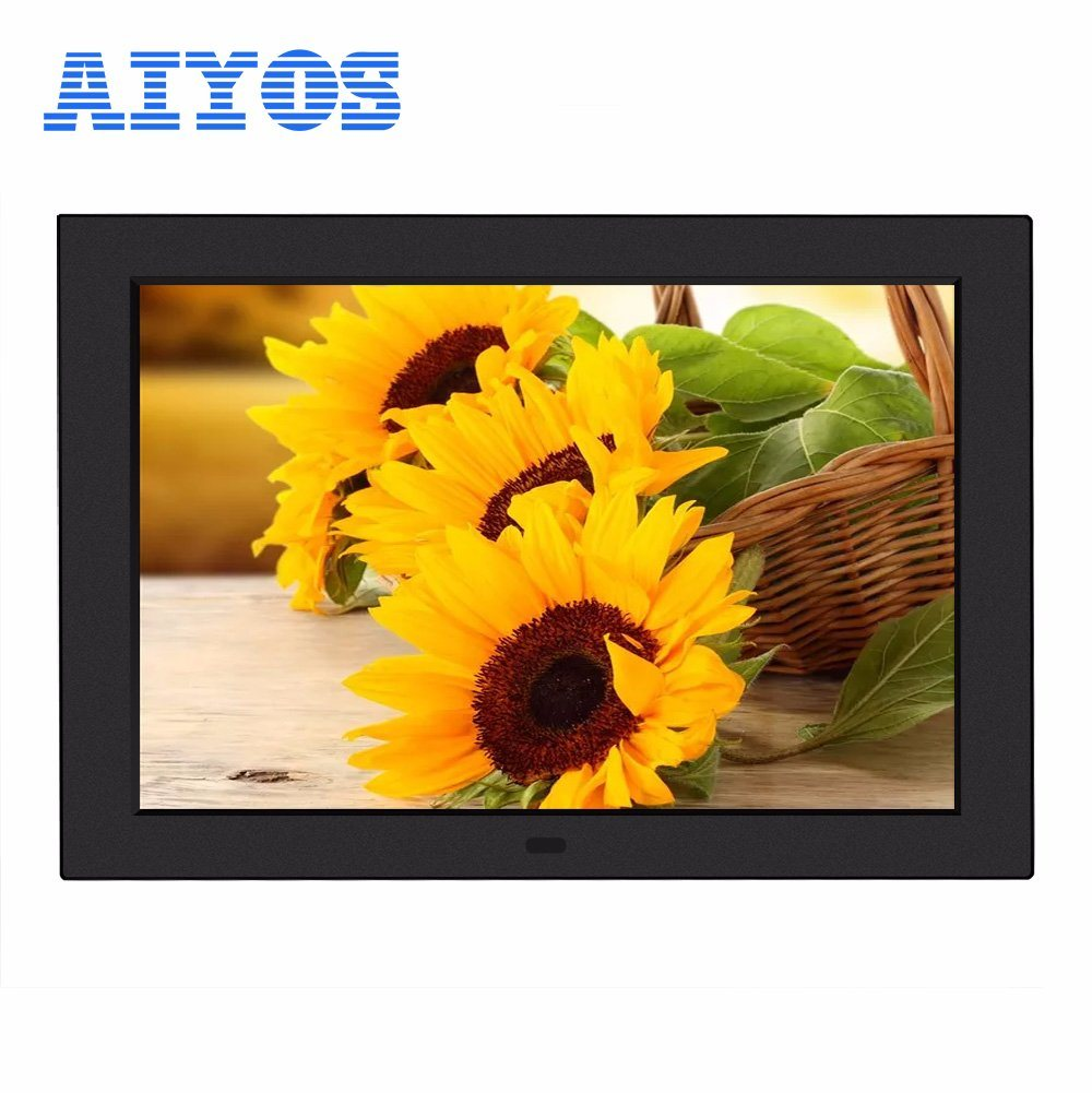 China High Quality 14 Inch Ips Lcd Digital Photo Frame With Hd Mi