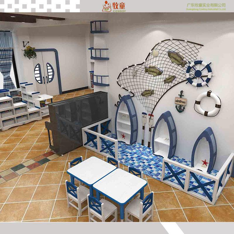 China Private Pre School Furniture, One Stop Furniture