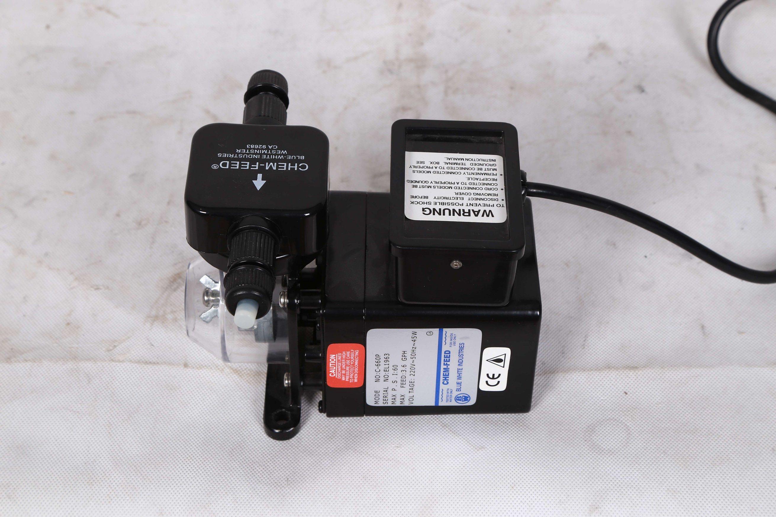 [Hot Item] Swimming Pool Disinfect Chemical Metering Pump