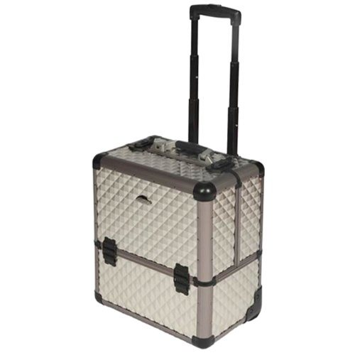 China Cosmetic Train Case And Wheeled