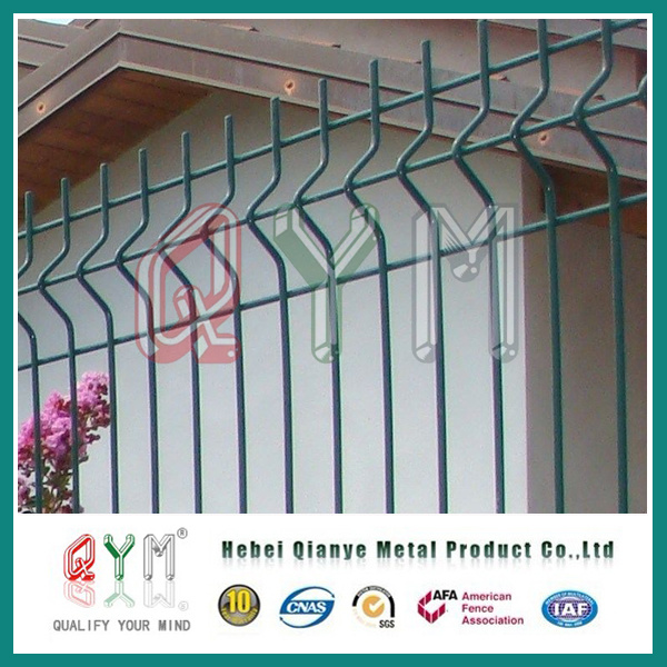 China Fence Panels/PVC Green Block Fence/Galvanized Welded Wire Mesh ...