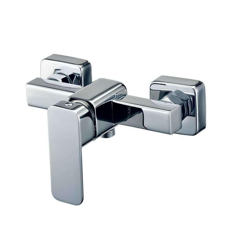 China Sairi Cheap Single Handle Zinc Alloy Shower Mixer Faucet Bathroom Faucet China Bath Shower Faucets Bath Shower