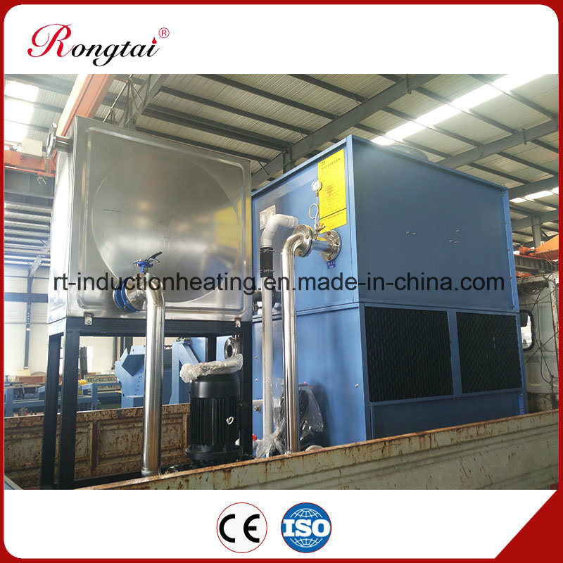 Counter Flow Closed Water Cooling System for Induction Furnace