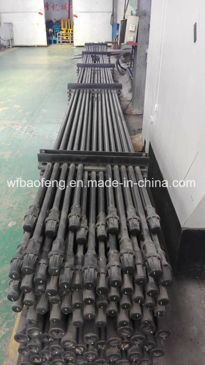 Oil and Gas equipment Downhole Screw Pump Accessories-- Sucker Rod for Sale pictures & photos