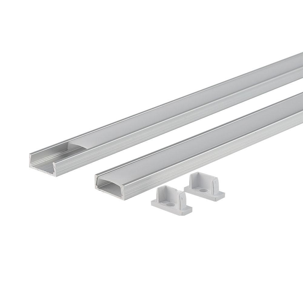 sale retailer 644ff 95f7c [Hot Item] LED Aluminum Channel Extrusion Track Profile for 5050 LED Strip  Lights