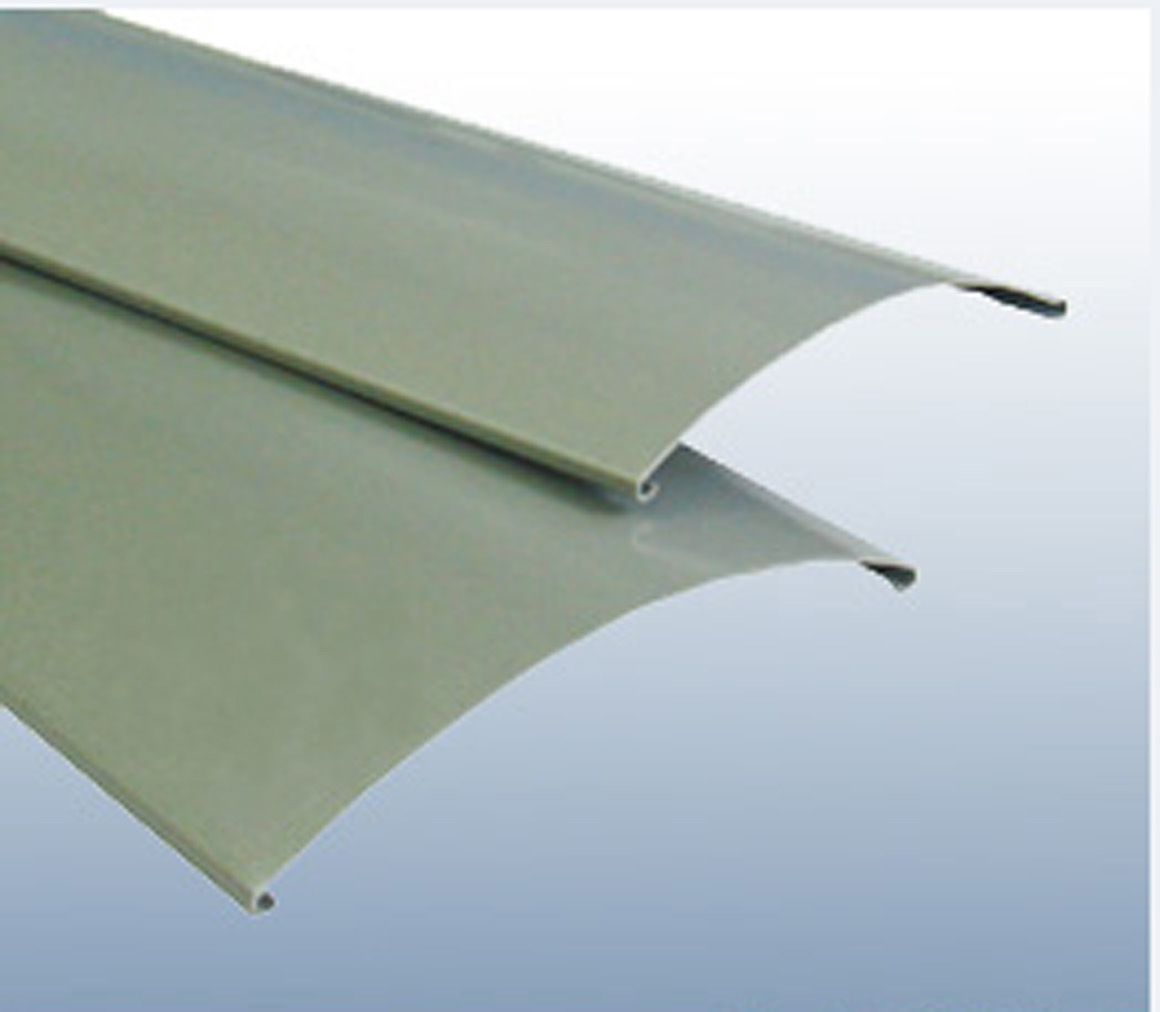 China Good Quality Aluminium Louver Slat Aluminum Profile Venetian Blind Shutter