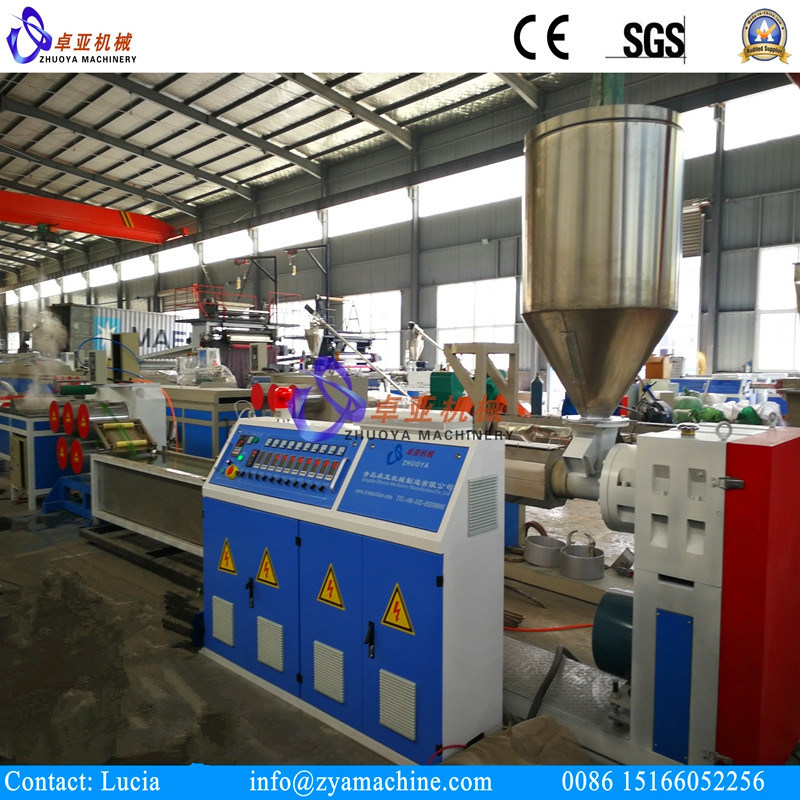 Plastic Wire Drawing Machine for Rope/Broom/Net/Brush Filament Production Line