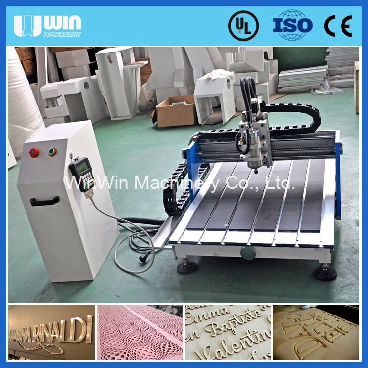 Hot Item European Quality Ww6090a Advertising Wood Cnc Machine Price In India