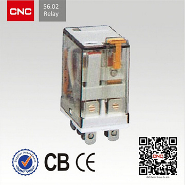 China 56 02 Type Contactor Mini Electromagnetic Relay