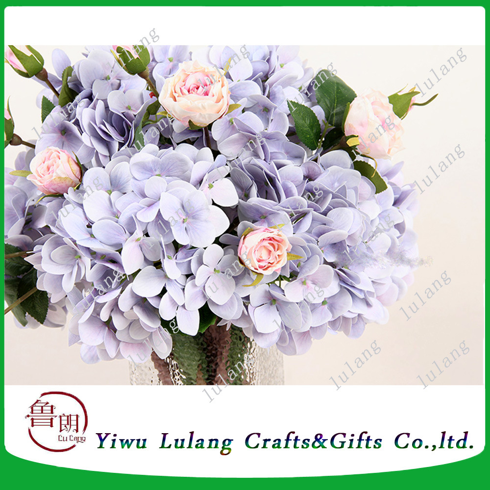 China wedding table centerpieces artificial flower ornament silk wedding table centerpieces artificial flower ornament silk hydrangea flowers junglespirit Choice Image
