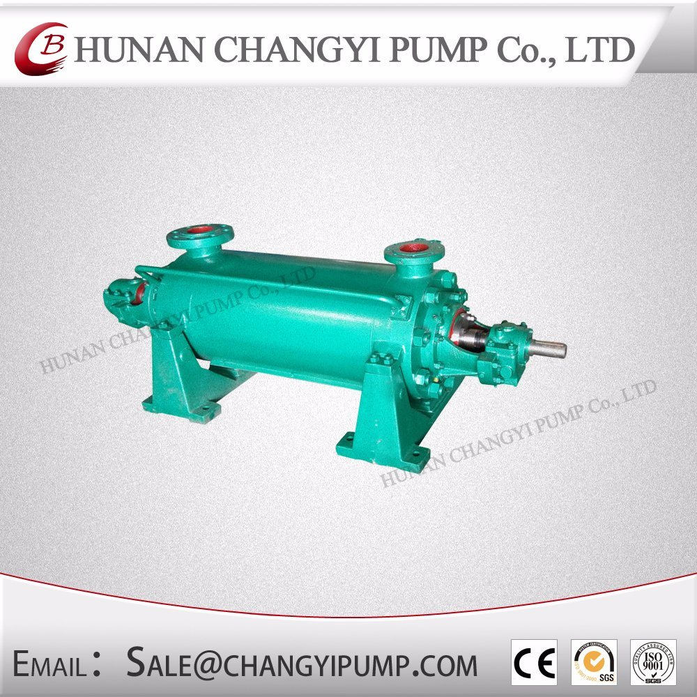 China Cast Iron Horizontal Multistage Fire Fighting Pump - China ...