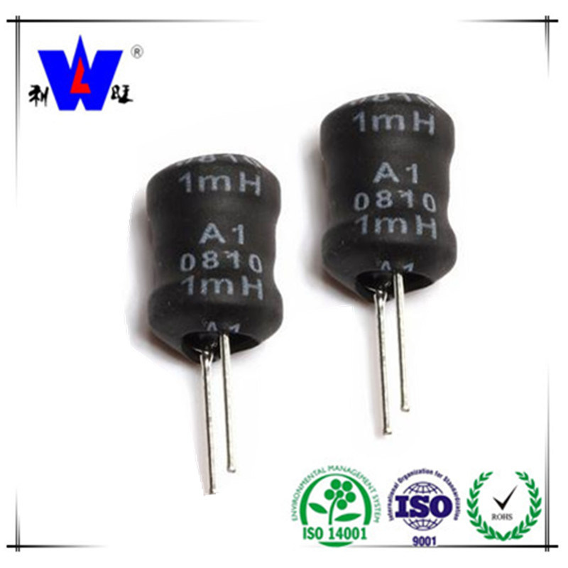 [Hot Item] High-Frequency Ferrite Material Ferrite Core Power Inductor