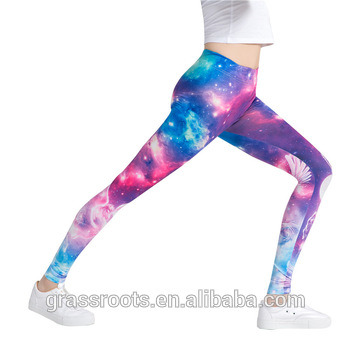 d7ee960dc17703 Hot Sale Custom Made Colorful Printed Sports Yoga Legging New Fashion Yoga Pants  Women Sports Sexy Leggings Polyeste