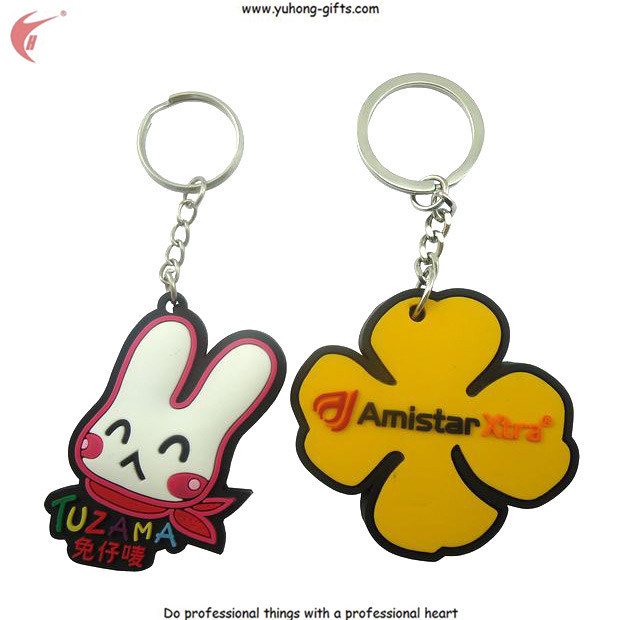 2015 New Design Keychain for Promotion Gift (YH-KC101) pictures & photos