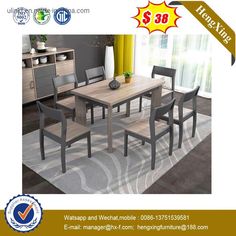 White Melamine Dining Table