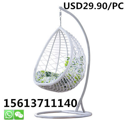 Magnificent Hot Item Leisure Patio Wicker Outdoor Rattan Double Swing Garden Furniture Hanging Chair Alphanode Cool Chair Designs And Ideas Alphanodeonline