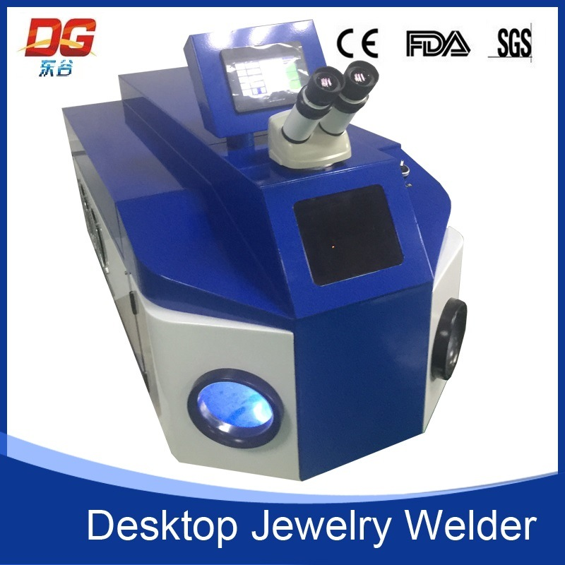 New Design Desktop Jewelry Spot Welding Machine (100W)